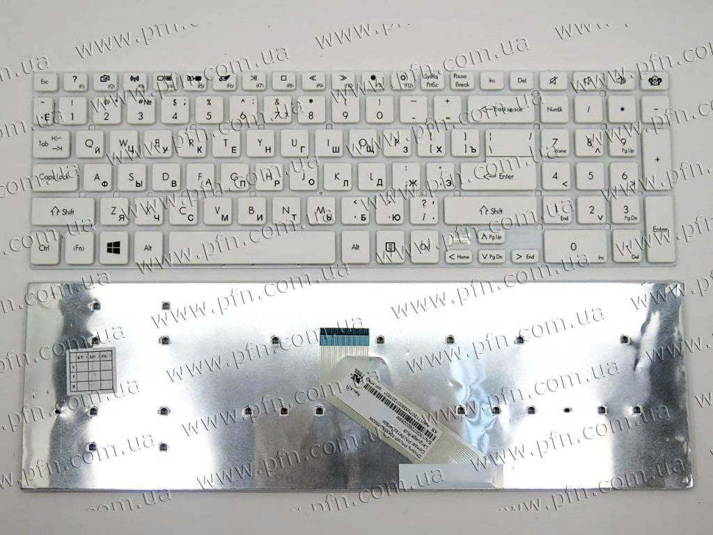 Клавиатура Acer Packard Bell EasyNote TV43HC (10278)