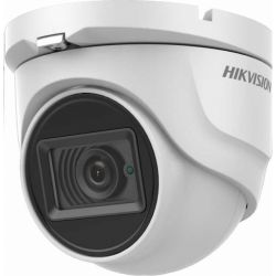 Видеокамера Hikvision DS-2CE76H8T-ITMF (2.8 мм). 5Мп Ultra-Low Light Turbo HD видеокамера